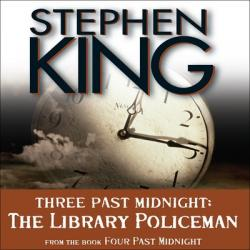 The Library Policeman, Audio Book, Aug 01, 2008