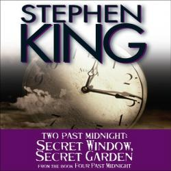 Secret Window, Secret Garden, Audio Book, Aug 2008