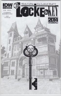 Locke & Key 1: Welcome To Lovecraft, Jul 24, 2014