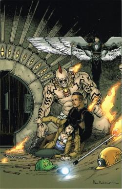 Locke & Key 6: Alpha & Omega, Comic, Apr 28, 2014