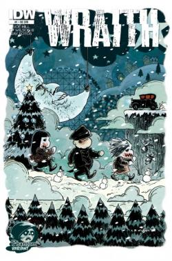 Wraith: Welcome to Christmasland, Comic, Nov 2013