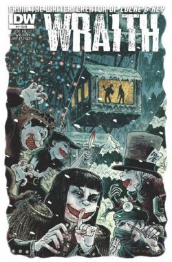 Wraith: Welcome to Christmasland, Comic, Feb 2014