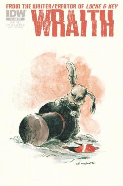 Wraith: Welcome to Christmasland, Feb 2014
