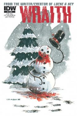 Wraith: Welcome to Christmasland, Comic, May 2014