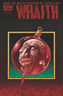 Wraith: Welcome to Christmasland, May 2014
