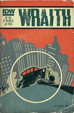 Wraith: Welcome to Christmasland, Comic, Jul 2014