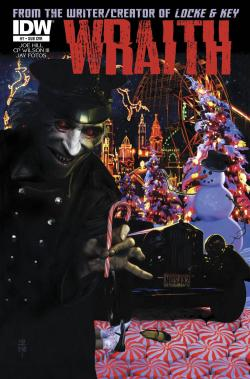 Wraith: Welcome to Christmasland, Comic, Jul 2014