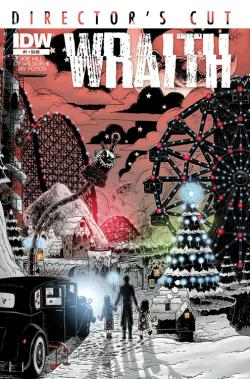 Wraith: Welcome to Christmasland, Comic, Apr 2014