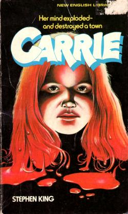 Carrie, Paperback, 1975