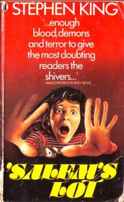 Salem's Lot, Paperback, 1977