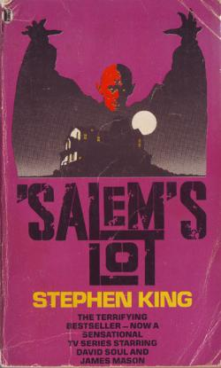Salem's Lot, Paperback, Jun 1981