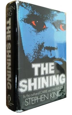 The Shining, Hardcover, Sep 1977