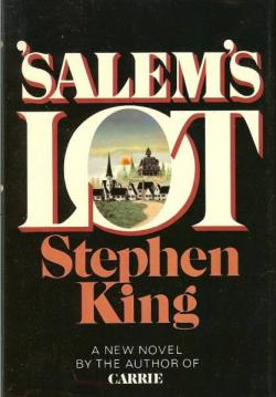 Salem's Lot, Hardcover, Oct 17, 1975