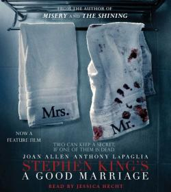 A Good Marriage, Audio Book, Sep 30, 2014