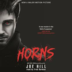 Horns, Audio Book, 2014