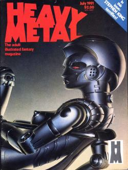 Metal Mammoth Inc, Magazine, USA, 1981
