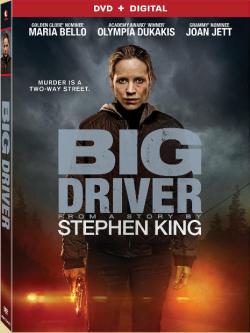 Big Driver, DVD, Jan 27, 2014