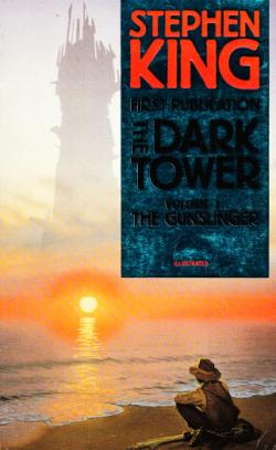 The Dark Tower - The Gunslinger, Paperback, 1988