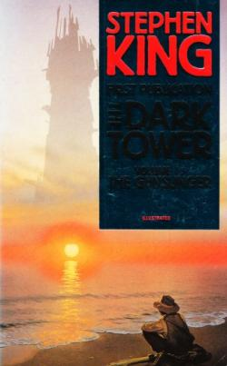 The Dark Tower - The Gunslinger, Paperback, 1992