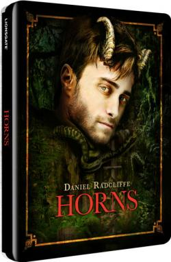 Horns, Blu-Ray, Mar 09, 2015