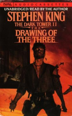 The Dark Tower - The Drawing of the Three, Audio Book, 1989