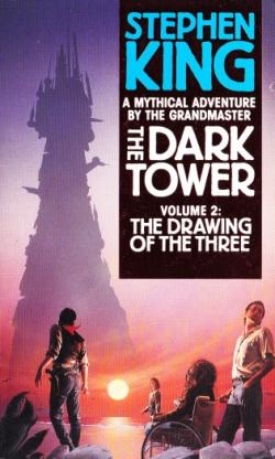 The Dark Tower - The Drawing of the Three, Paperback, 1995