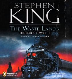 The Dark Tower - The Waste Lands, Audio Book, 2003