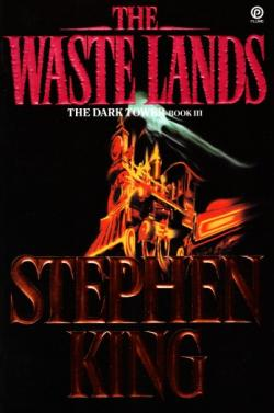 The Dark Tower - The Waste Lands, Paperback, Jan 1992