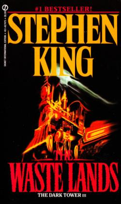 The Dark Tower - The Waste Lands, Paperback, 1993