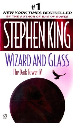 The Dark Tower - Wizard and Glass, Paperback, Nov 1998