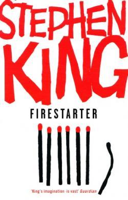Firestarter, Hardcover, 2009
