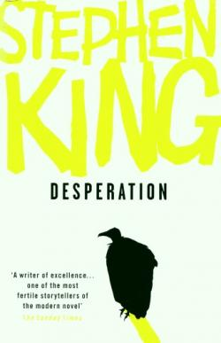 Desperation, Hardcover, 2009