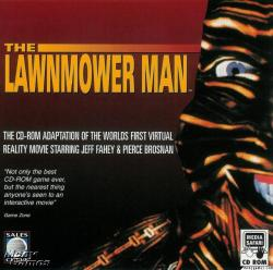 The Lawnmower Man, Computer Game, 1993