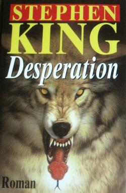 Desperation, Hardcover, 1997