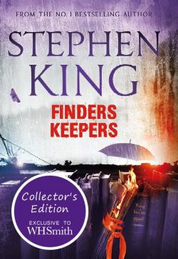 Finders Keepers, Hardcover, 2015