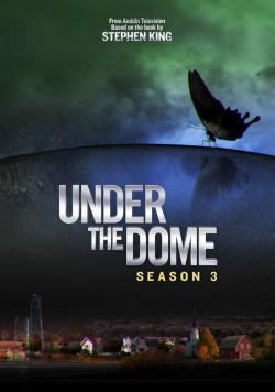 Under the Dome, DVD, 2015