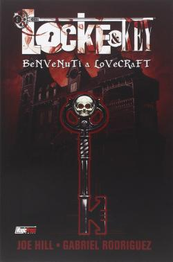 Locke & Key 1: Welcome To Lovecraft, Paperback, Sep 02, 2009