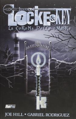 Locke & Key 3: Crown of Shadows, Hardcover, Dec 31, 2012