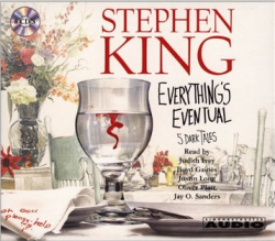 Everything's Eventual, Audio Book, 2002