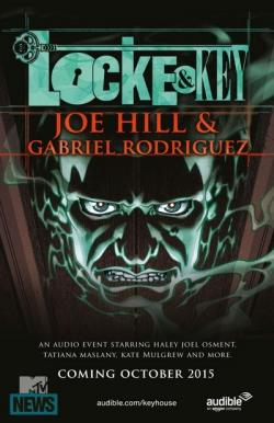 Locke & Key, Audio Book, 2015