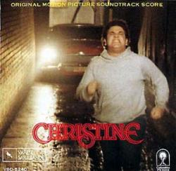 Christine Original Motion Picture Soundtrack, CD, 1989