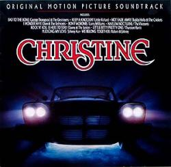 Bad To The Bone - Christine Soundtrack, LP, 1983