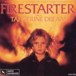 Firestarter The Original Motion Picture Soundtrack, LP, Aug 11, 1993