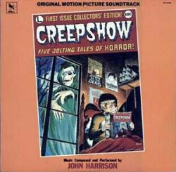 Creepshow Original Motion Picture Sondtrack, LP, 1987
