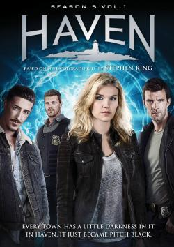 Season 5 part 1, Entertainment One, DVD, USA, 2015