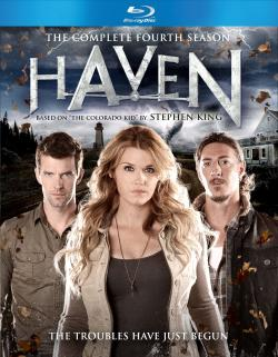 Haven, Blu-Ray, Aug 26, 2014