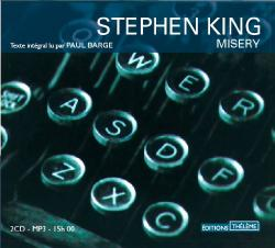 Misery, Audio Book, Mar 18, 2010