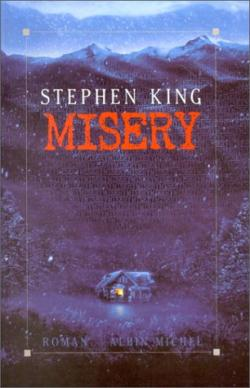 Misery, Hardcover, Jun 13, 1989
