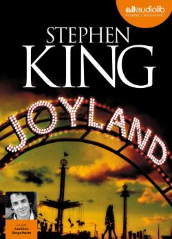 Joyland, Audio Book, 2014
