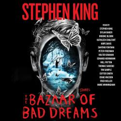 The Bazaar of Bad Dreams, Audio Book, Nov 03, 2015